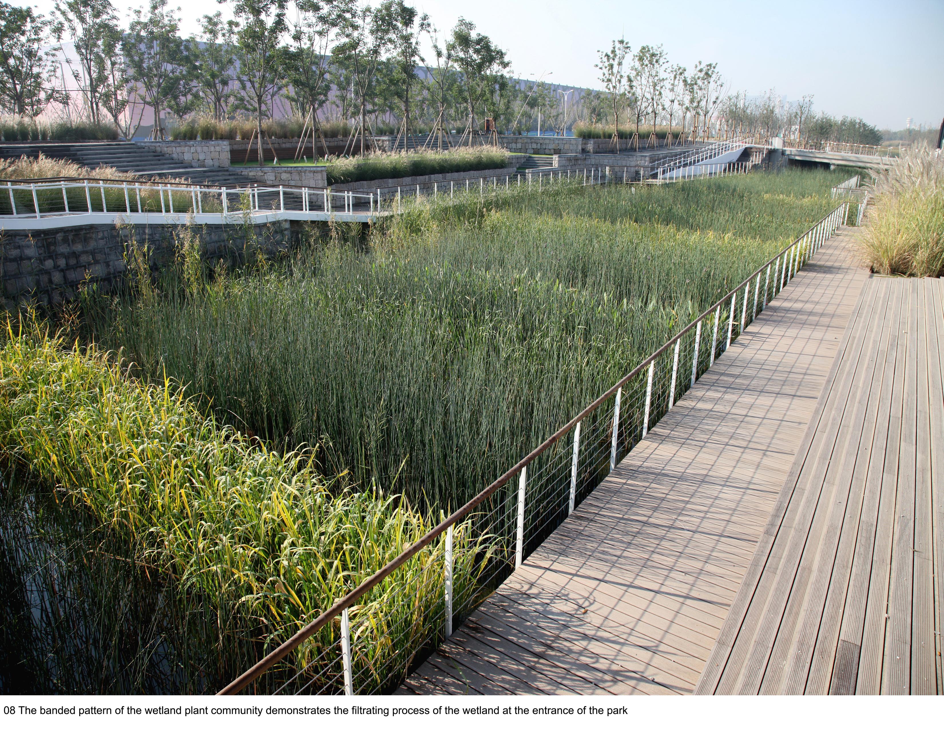 asla 2010 professional awards shanghai houtan park landscape as