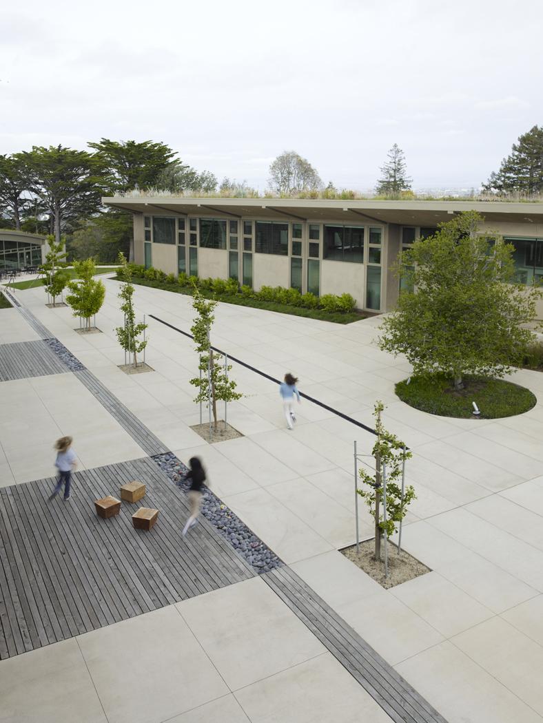 Asla 2010 professional awards nueva school for Spaces landscape architecture