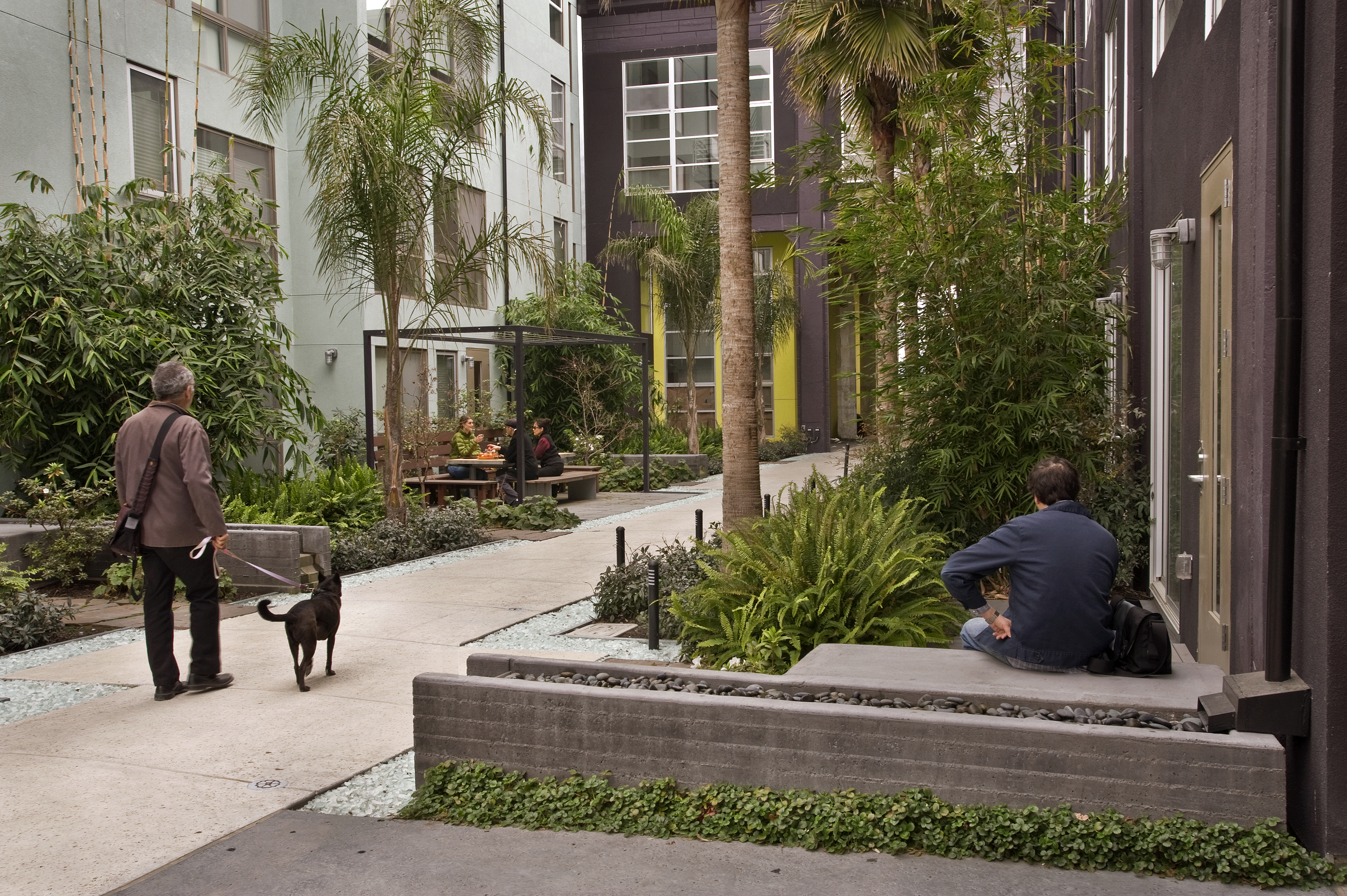 Landscape architects argue that sustainable design results for Miller company landscape architects