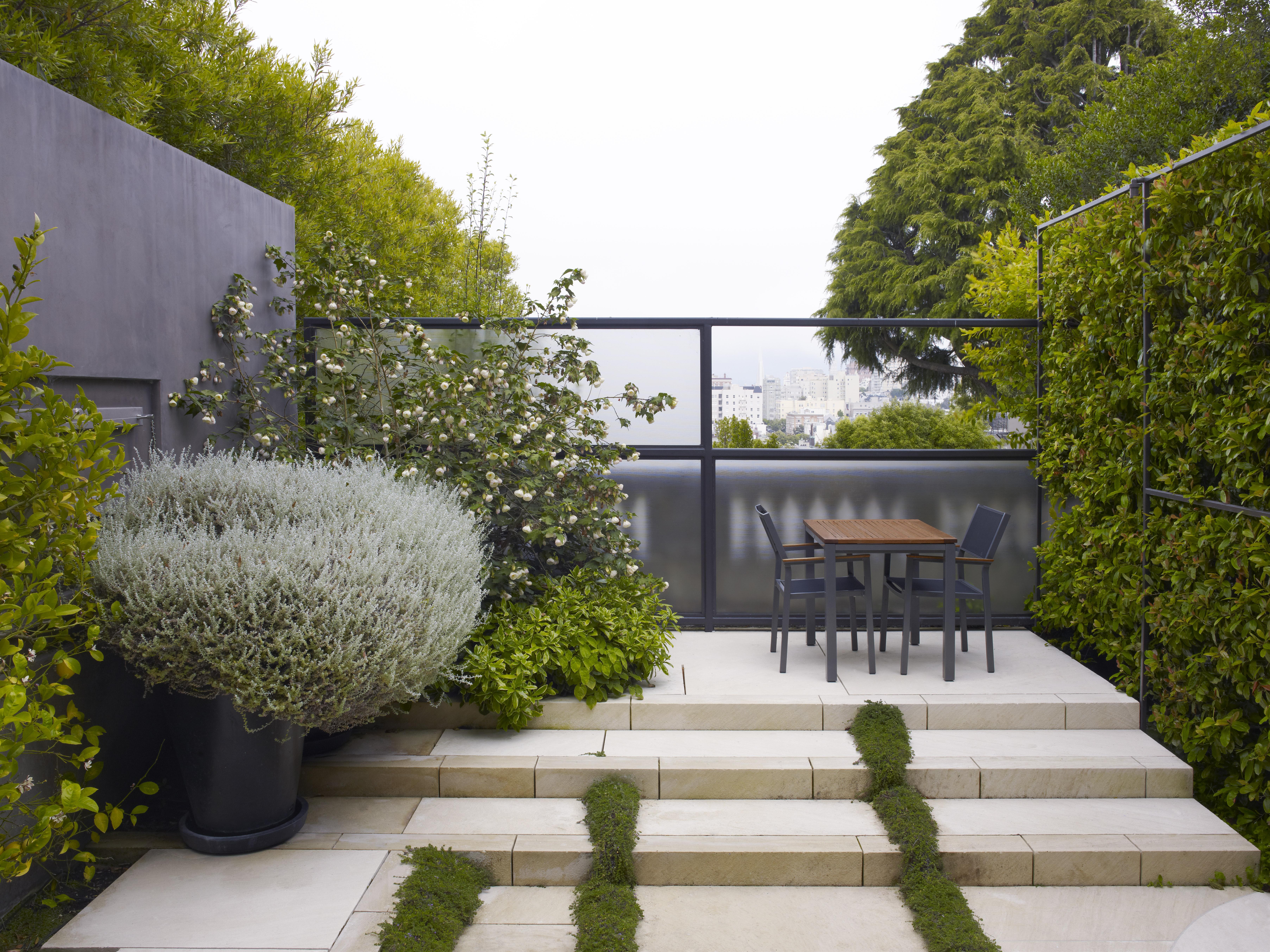 Asla 2010 professional awards san francisco residence for Modern landscape design
