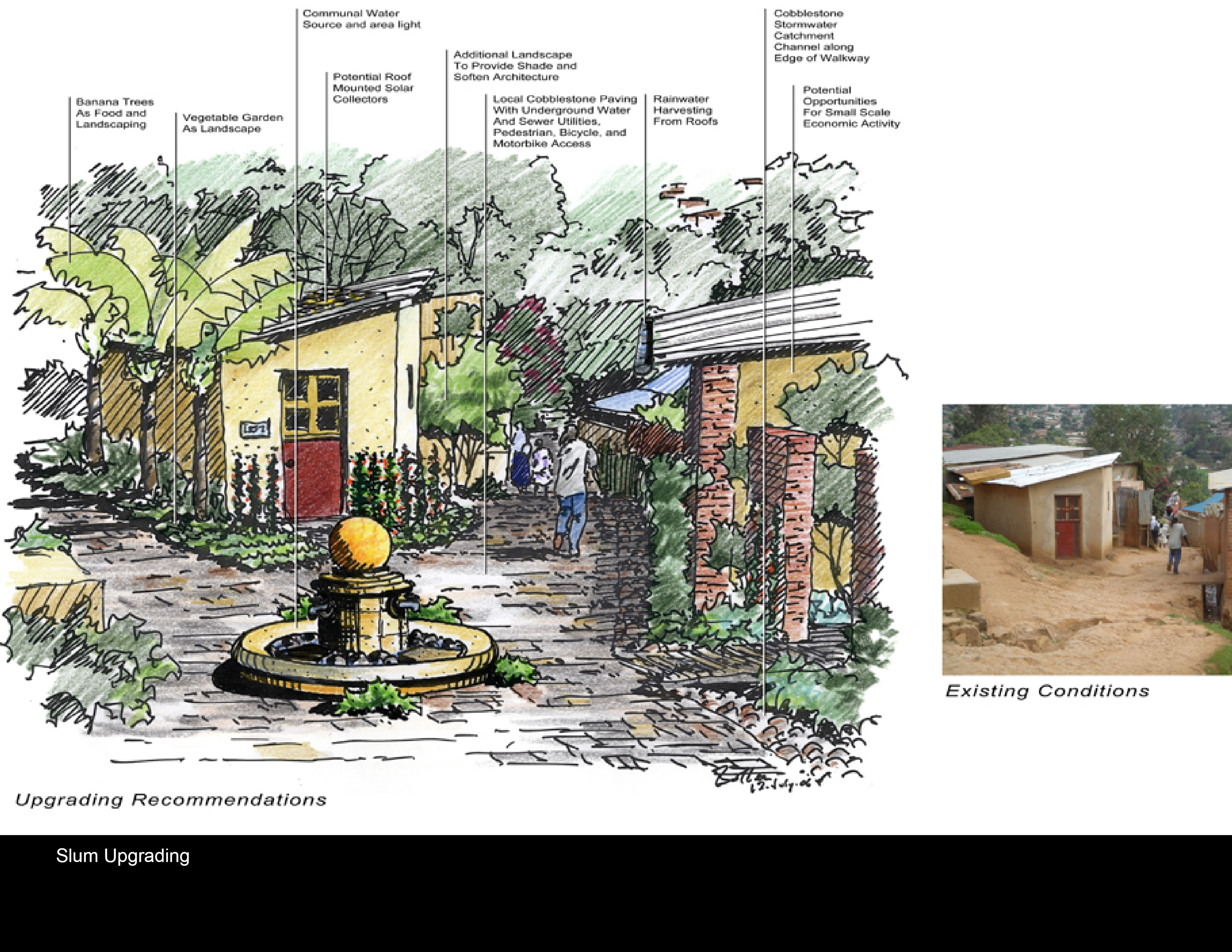 The 22 best Hand Drawn Style Landscape Design Representations images