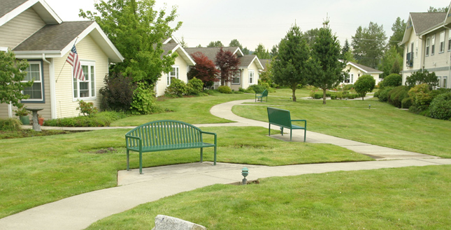 Asla 2010 professional awards access to nature for older for Home design ideas for seniors