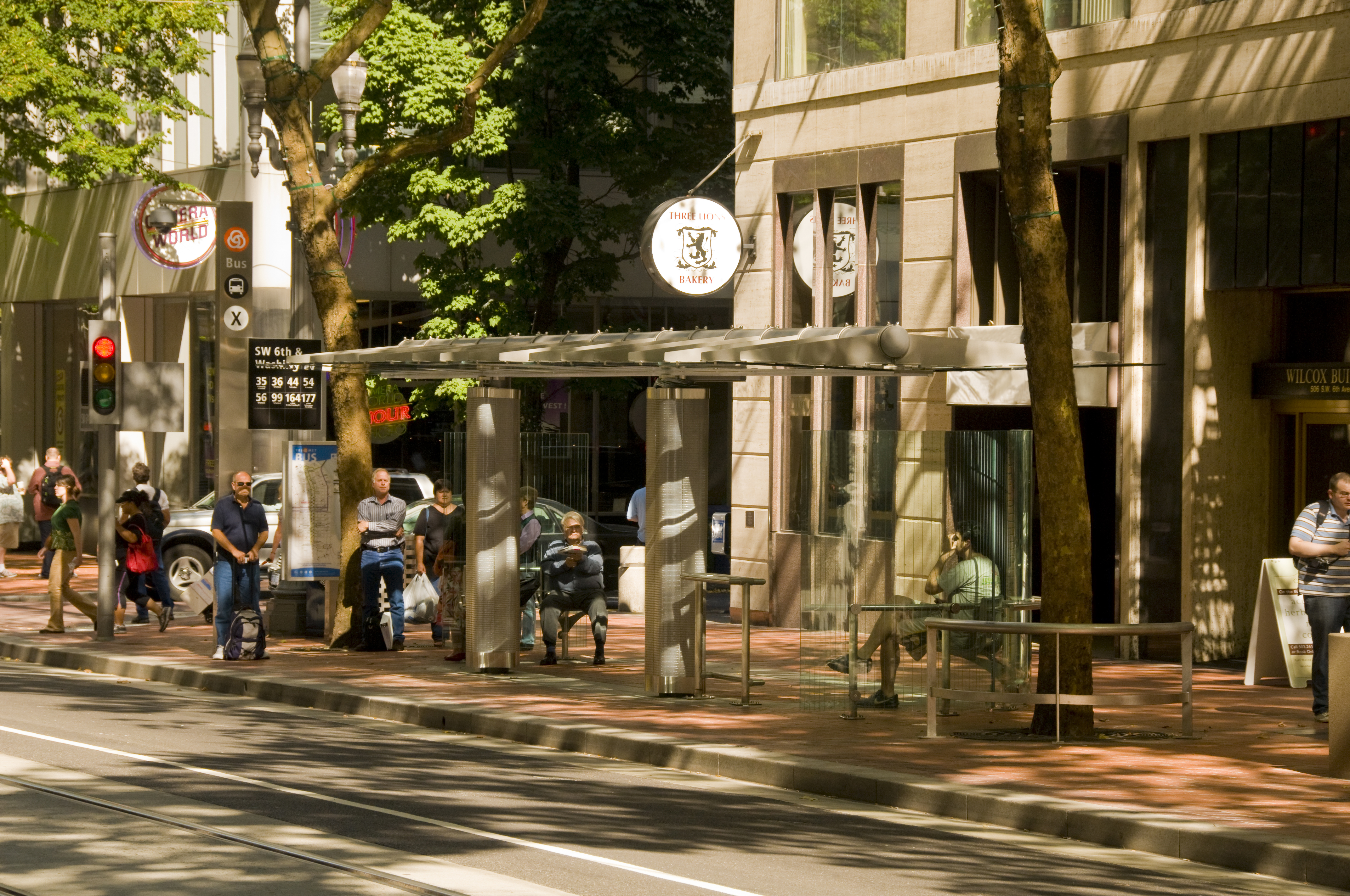 Asla 2011 Professional Awards Portland Mall Revitalization