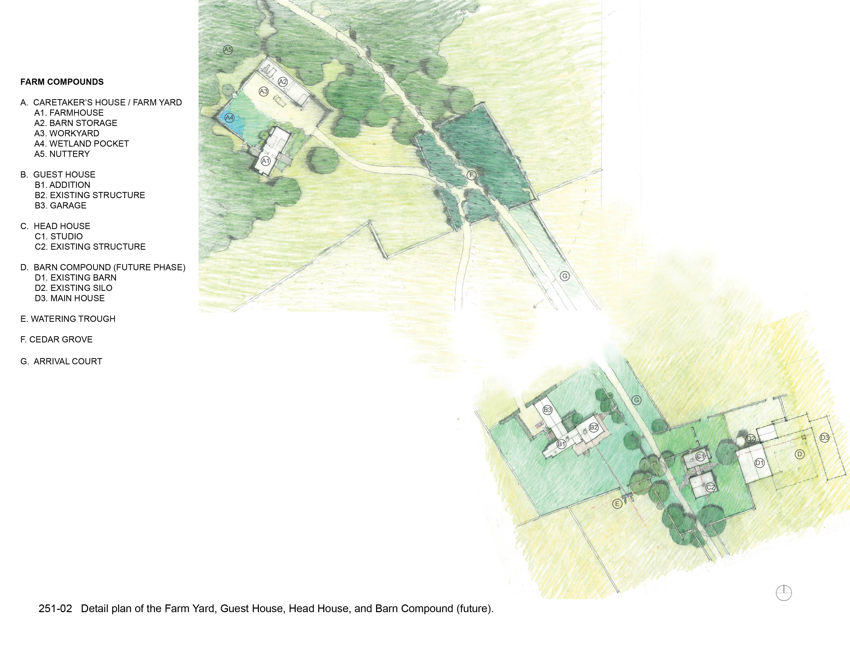100 Family Compound House Plans Lubrico Commercial