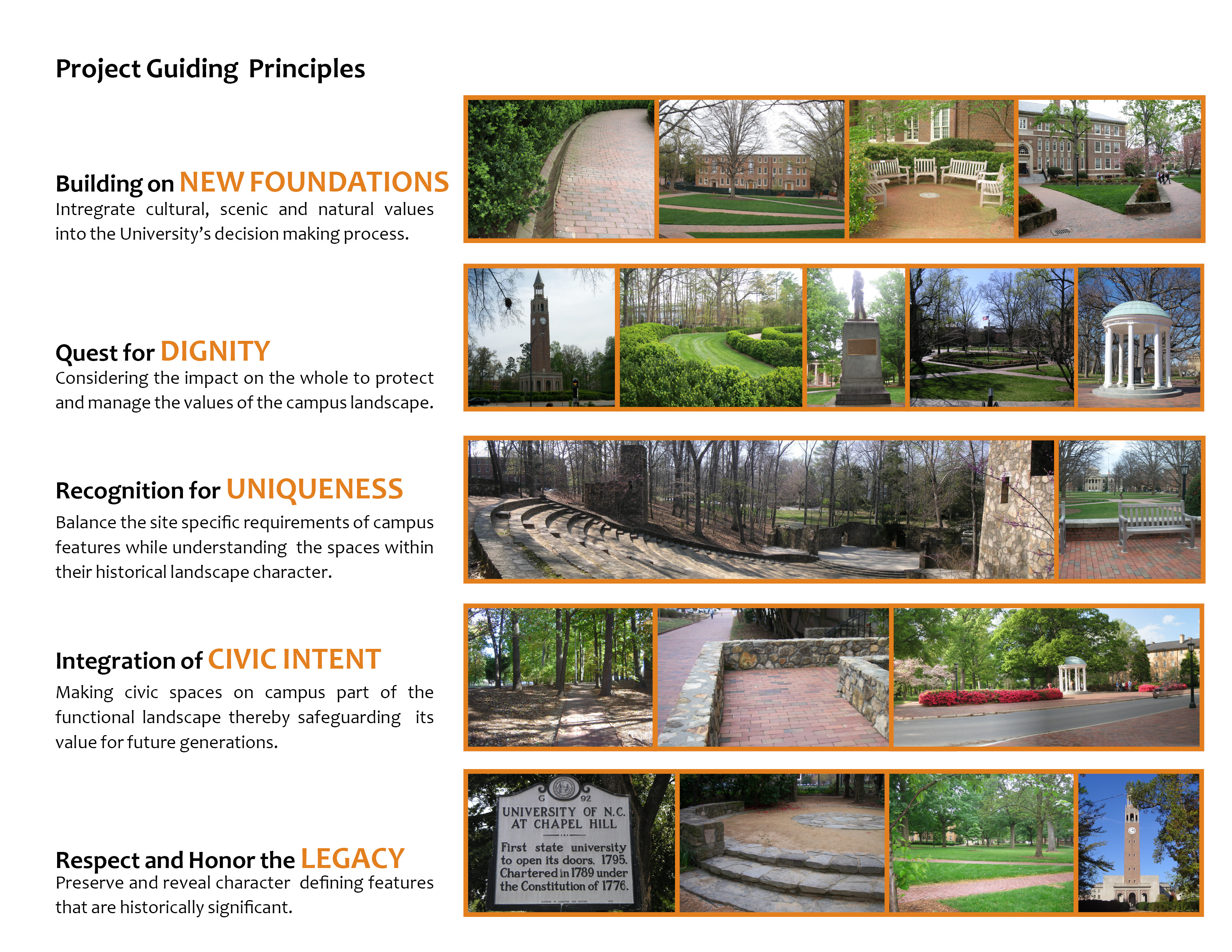 Asla 2011 professional awards dignity of restraint a for Garden design principles