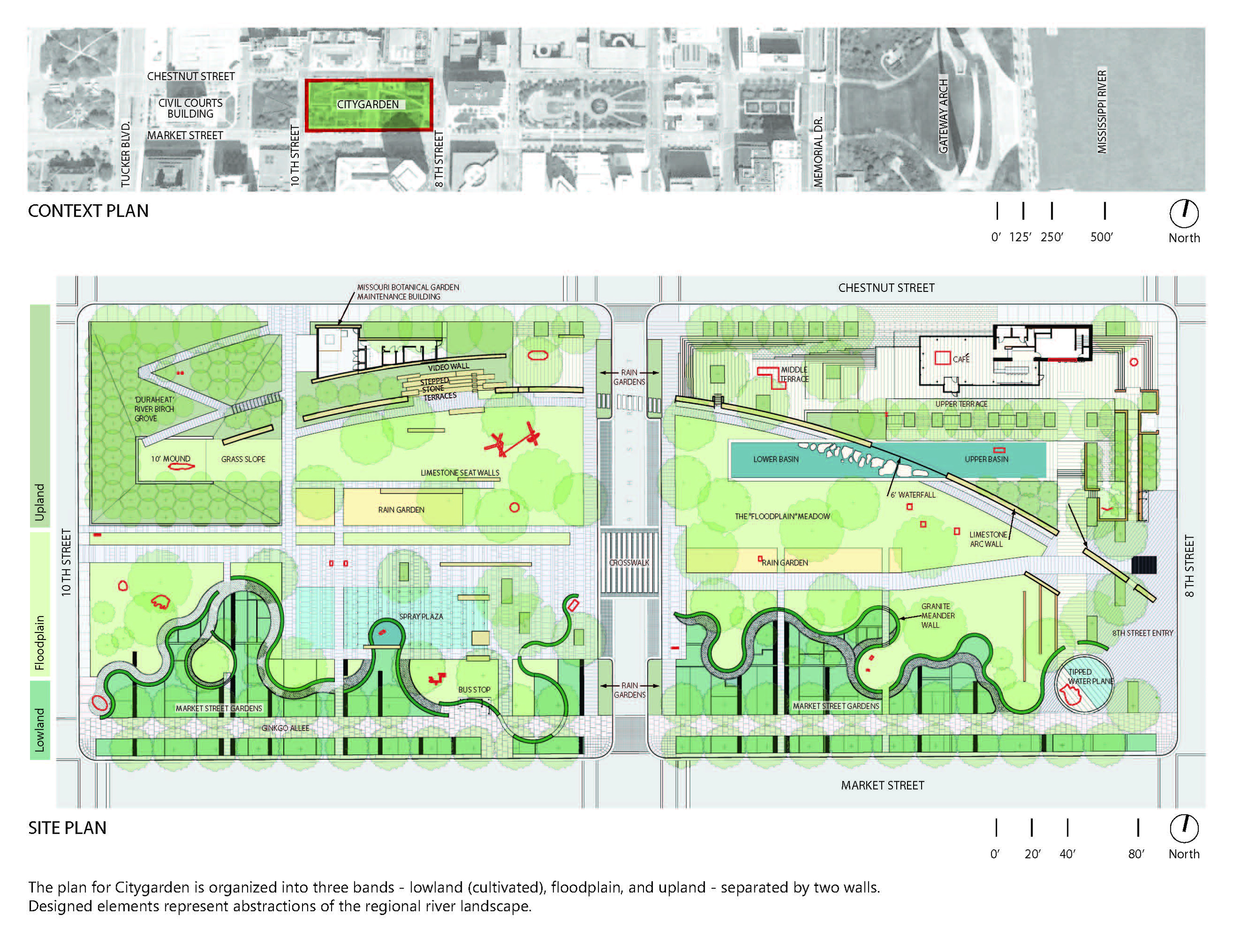 Asla 2011 professional awards citygarden for Planner site