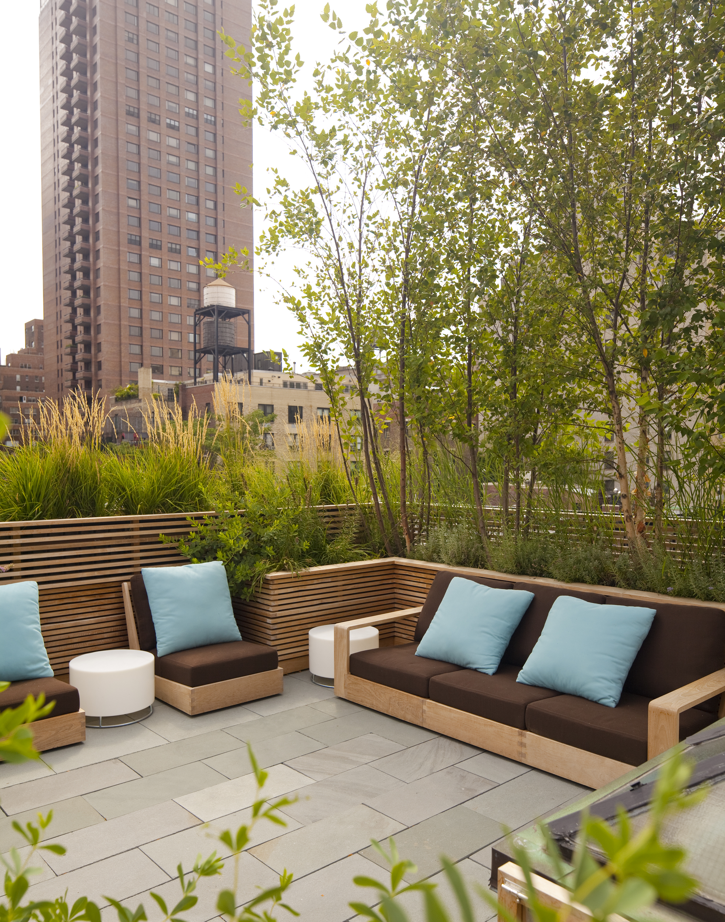 Residential Rooftop Terrace