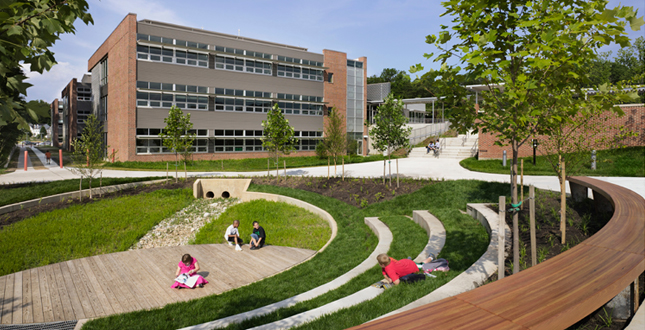 Kindergarten Yard Design: ASLA 2011 Professional Awards