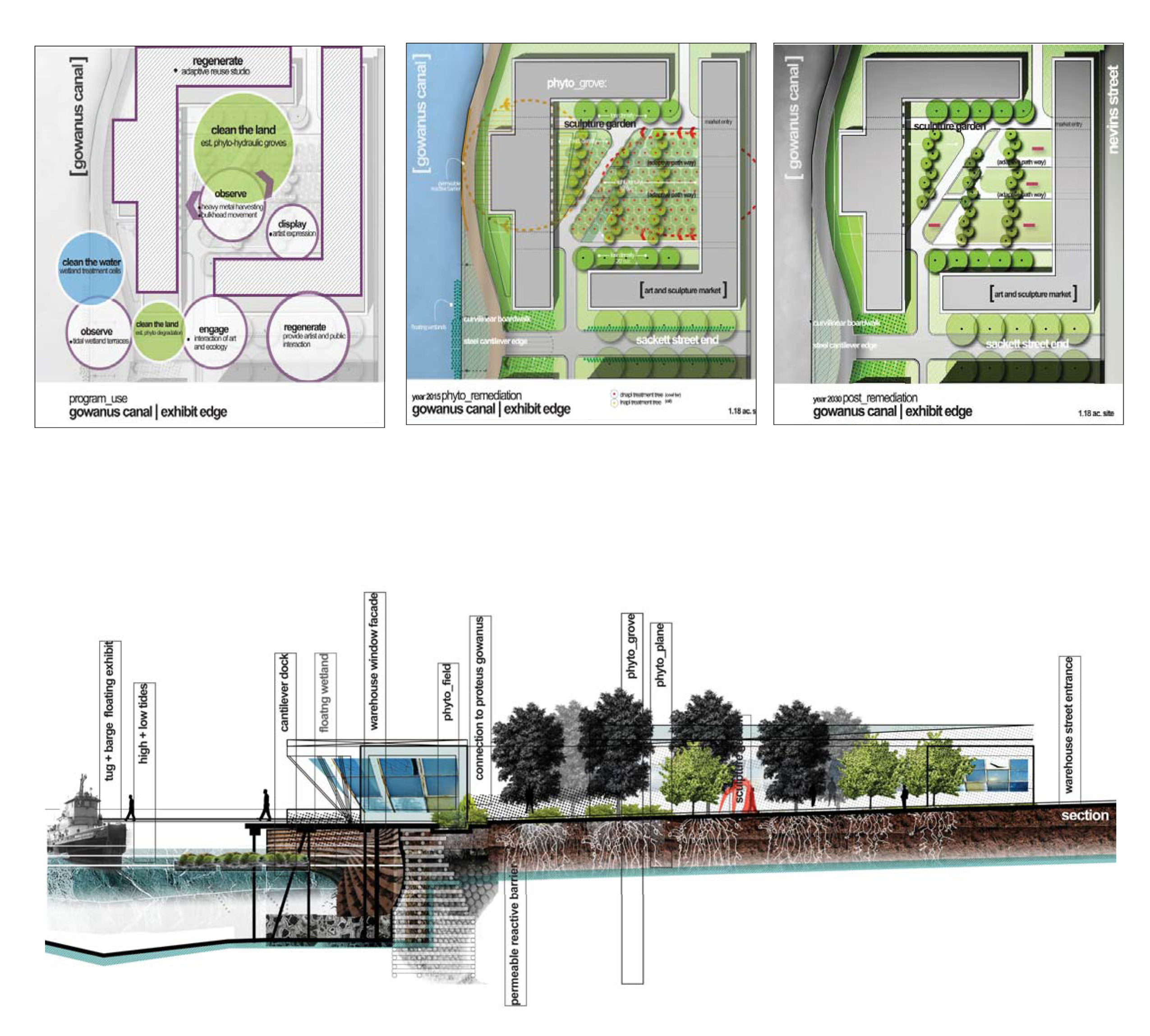 Asla 2011 Student Awards Fixture Remediation Of The