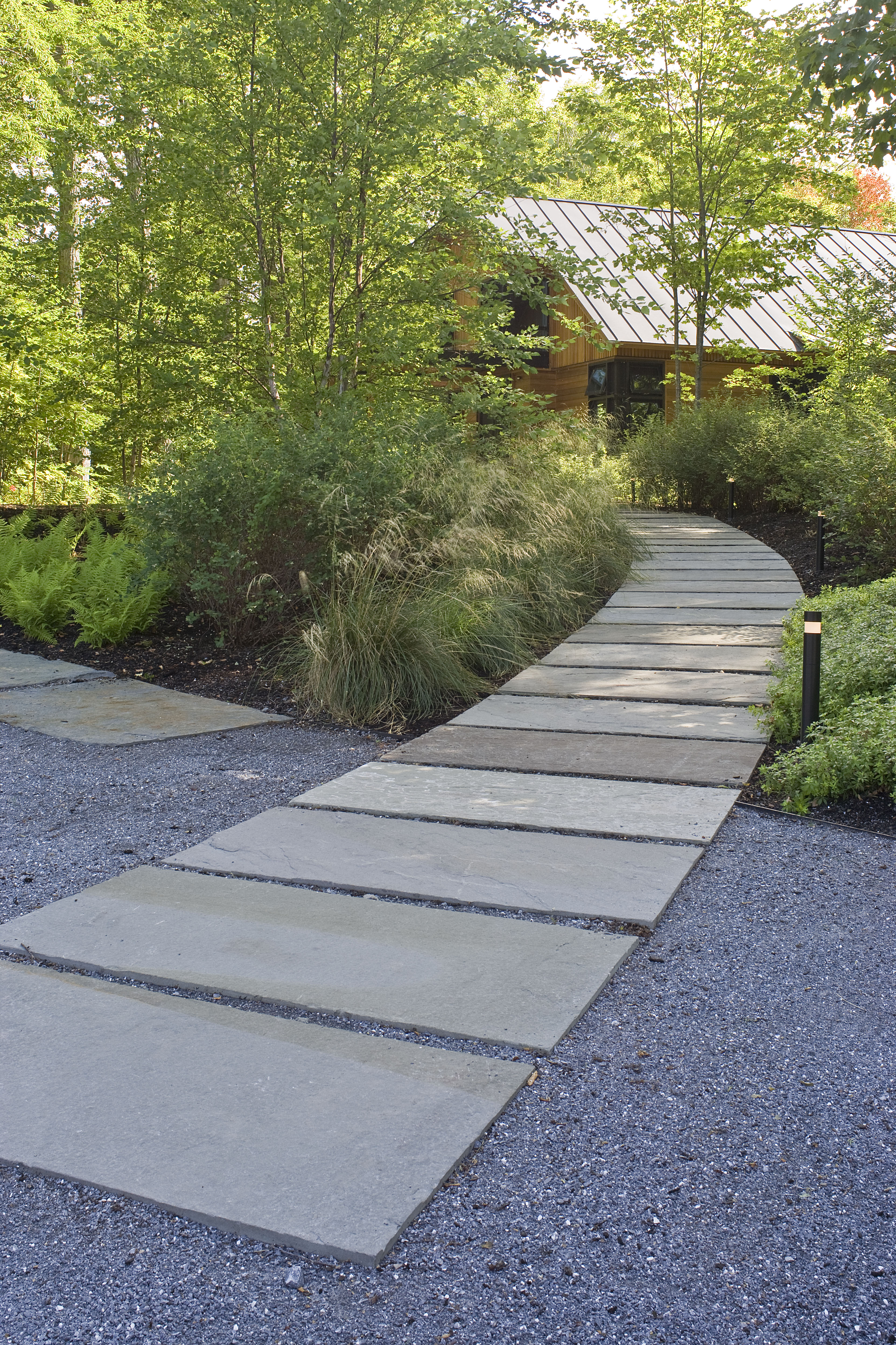 ASLA 2012 Professional Awards | Quaker Smith Point Residence