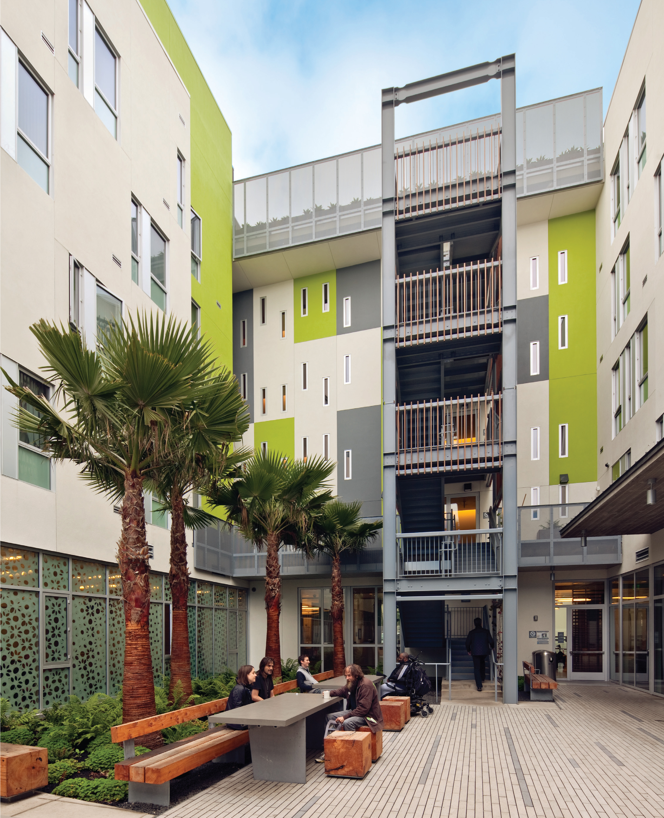 Apartments For: ASLA 2012 Professional Awards