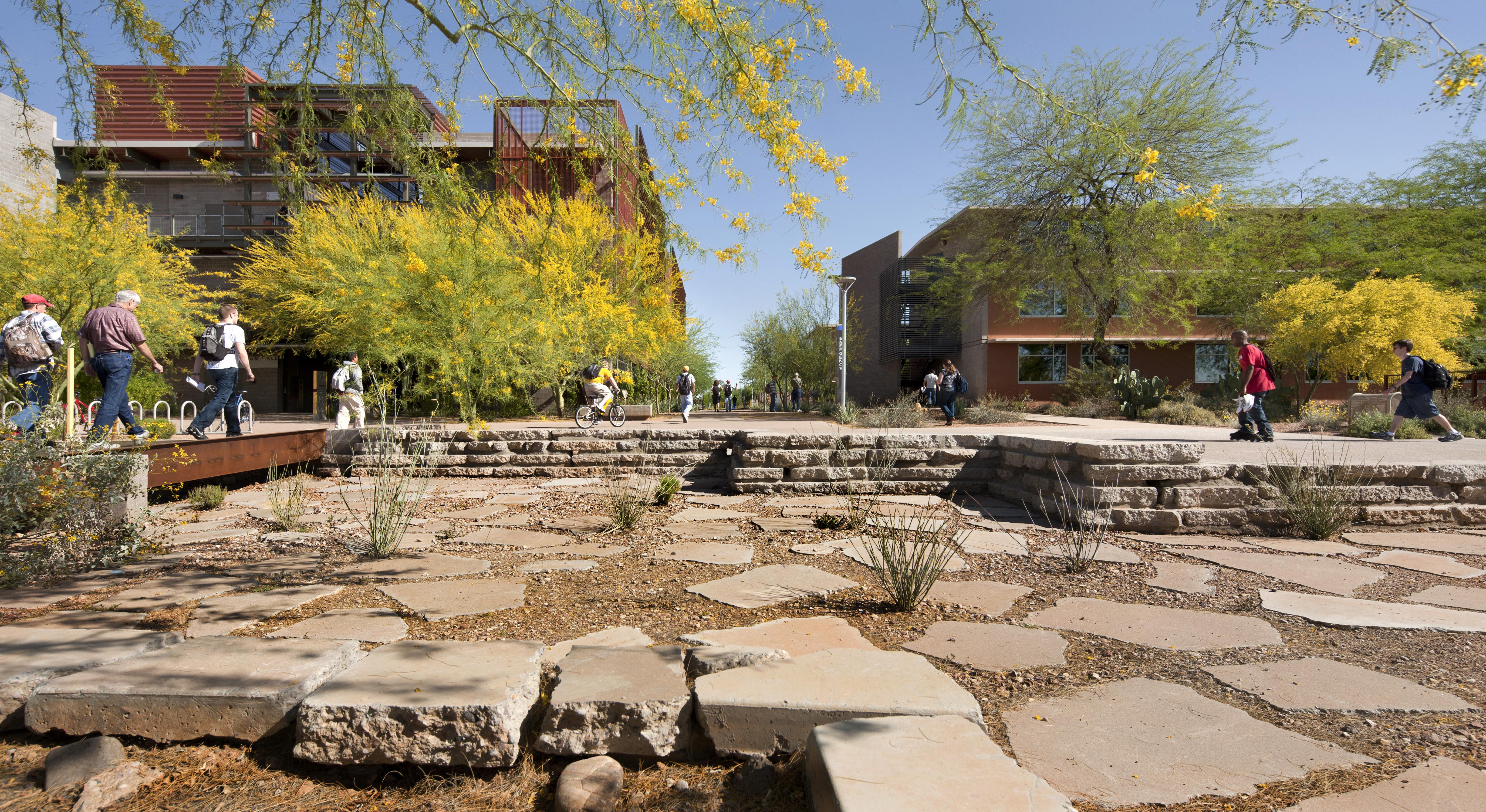 Asla 2012 Professional Awards Arizona State University