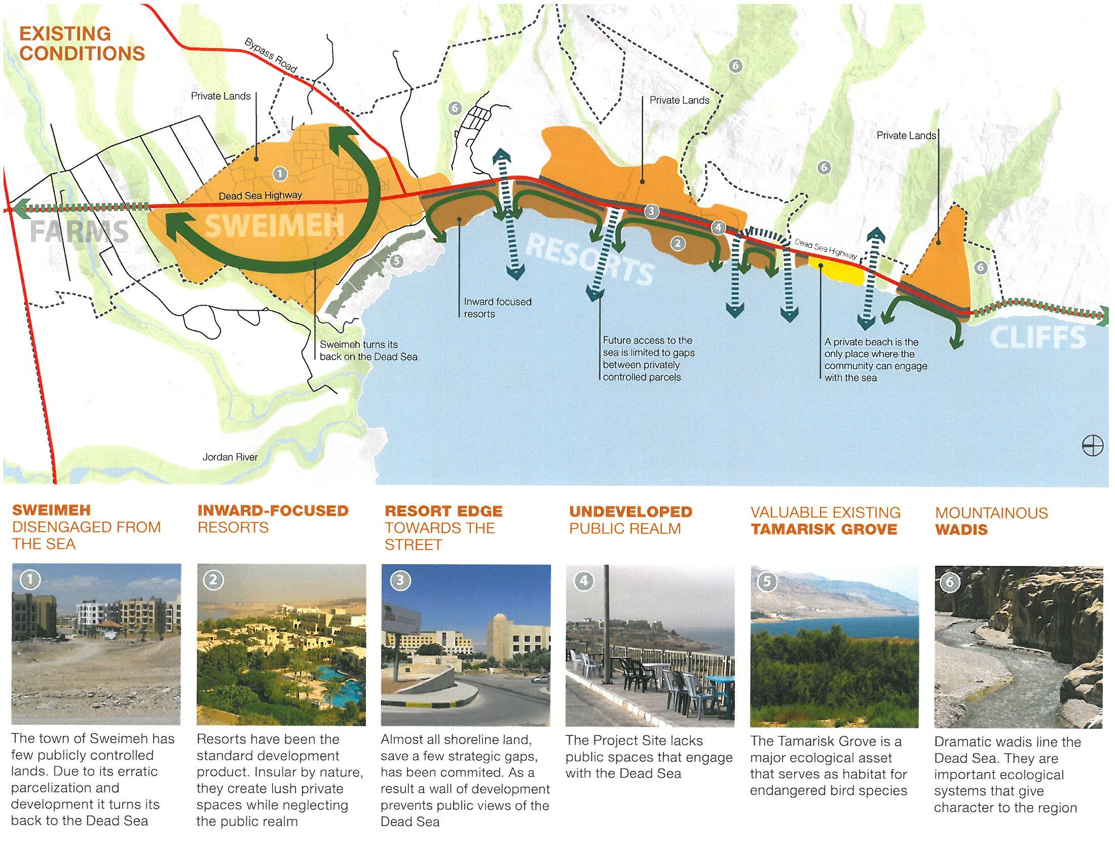 Asla 2012 professional awards a strategic masterplan for for Planning on line