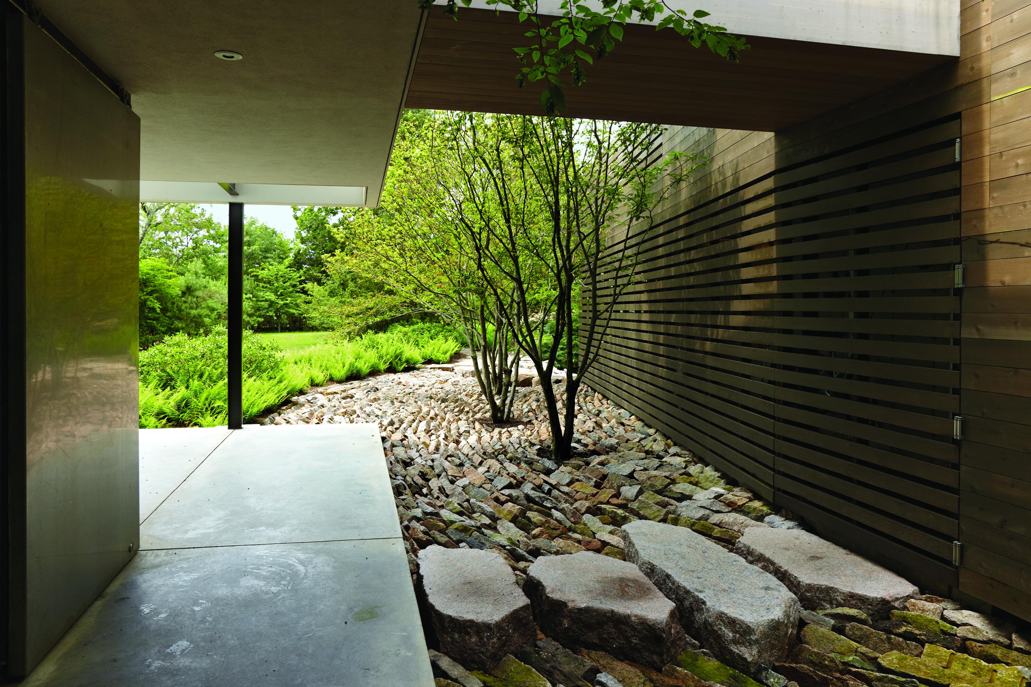 Asla 2012 professional awards reordering old quarry for Jardines japoneses modernos