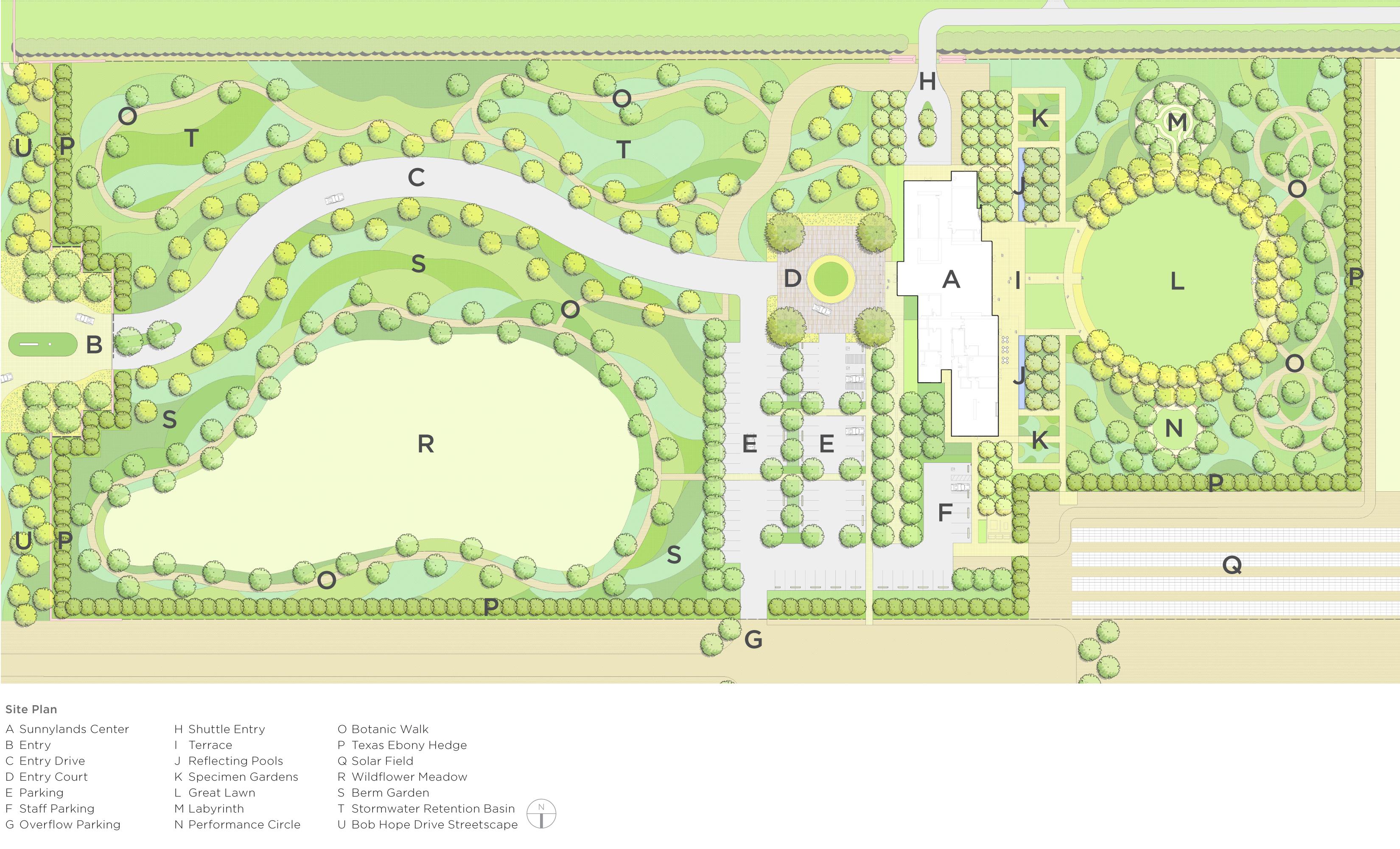Asla 2012 Professional Awards Sunnylands Center Amp Gardens