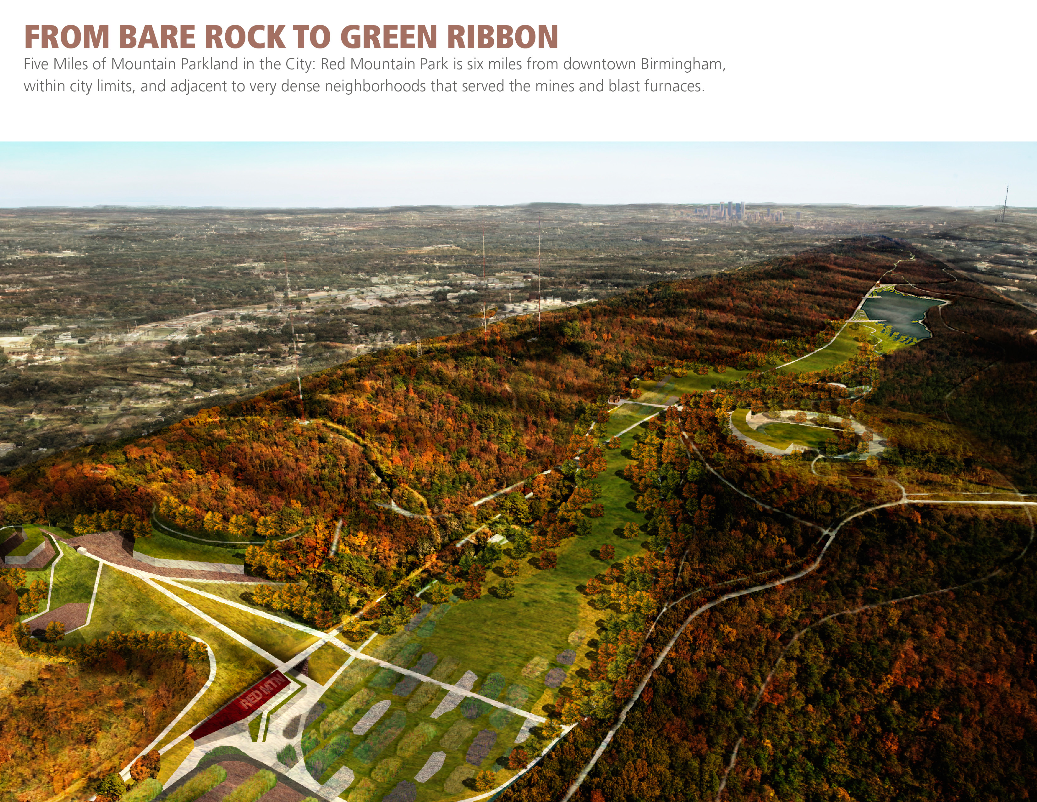 ASLA 2012 Professional Awards | Red Mountain / Green Ribbon — The ...