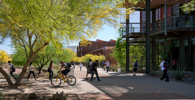 Marvelous Arizona State University Polytechnic Campus U2014 New Academic Complex