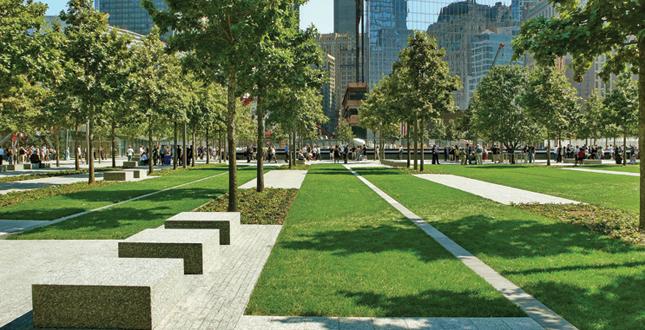 ASLA 2012 Professional Awards   National 9/11 Memorial
