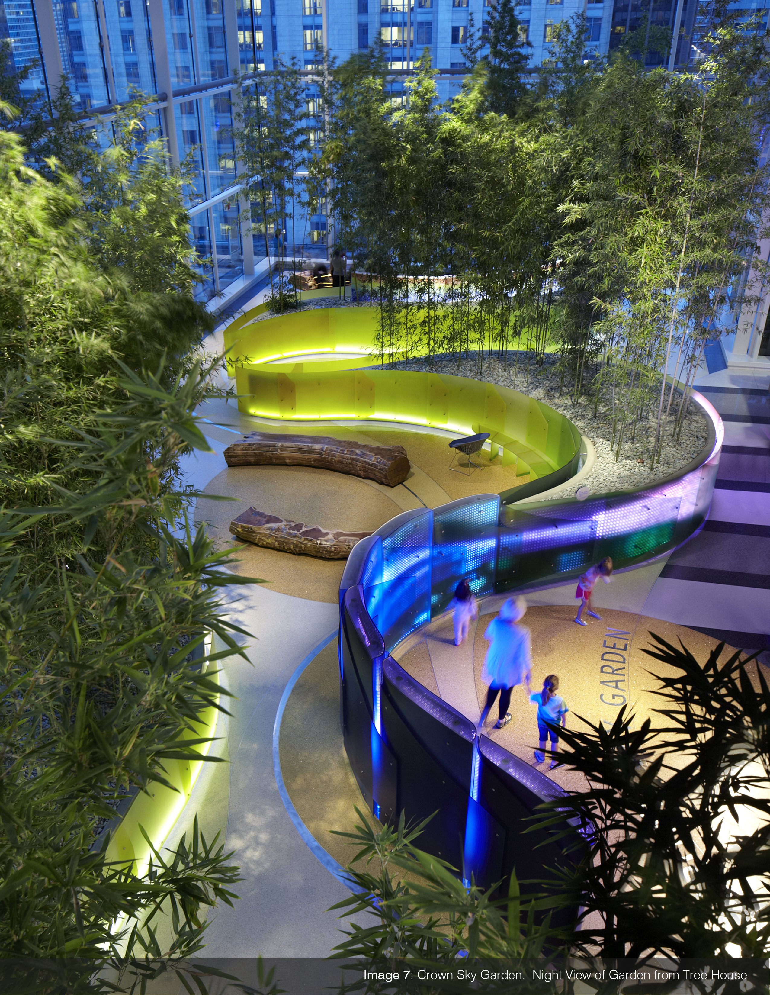 ASLA 2013 Professional Awards The Crown Sky Garden Ann