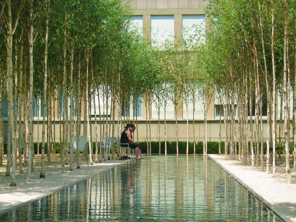 Asla 2013 professional awards novartis headquarters for Garden architecture