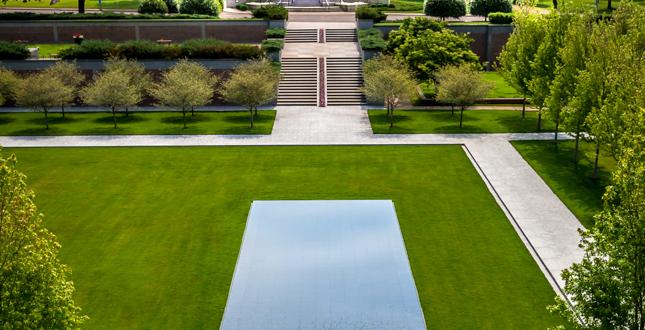 ASLA 2013 Professional Awards | Lakewood Garden Mausoleum & Lakewood ...