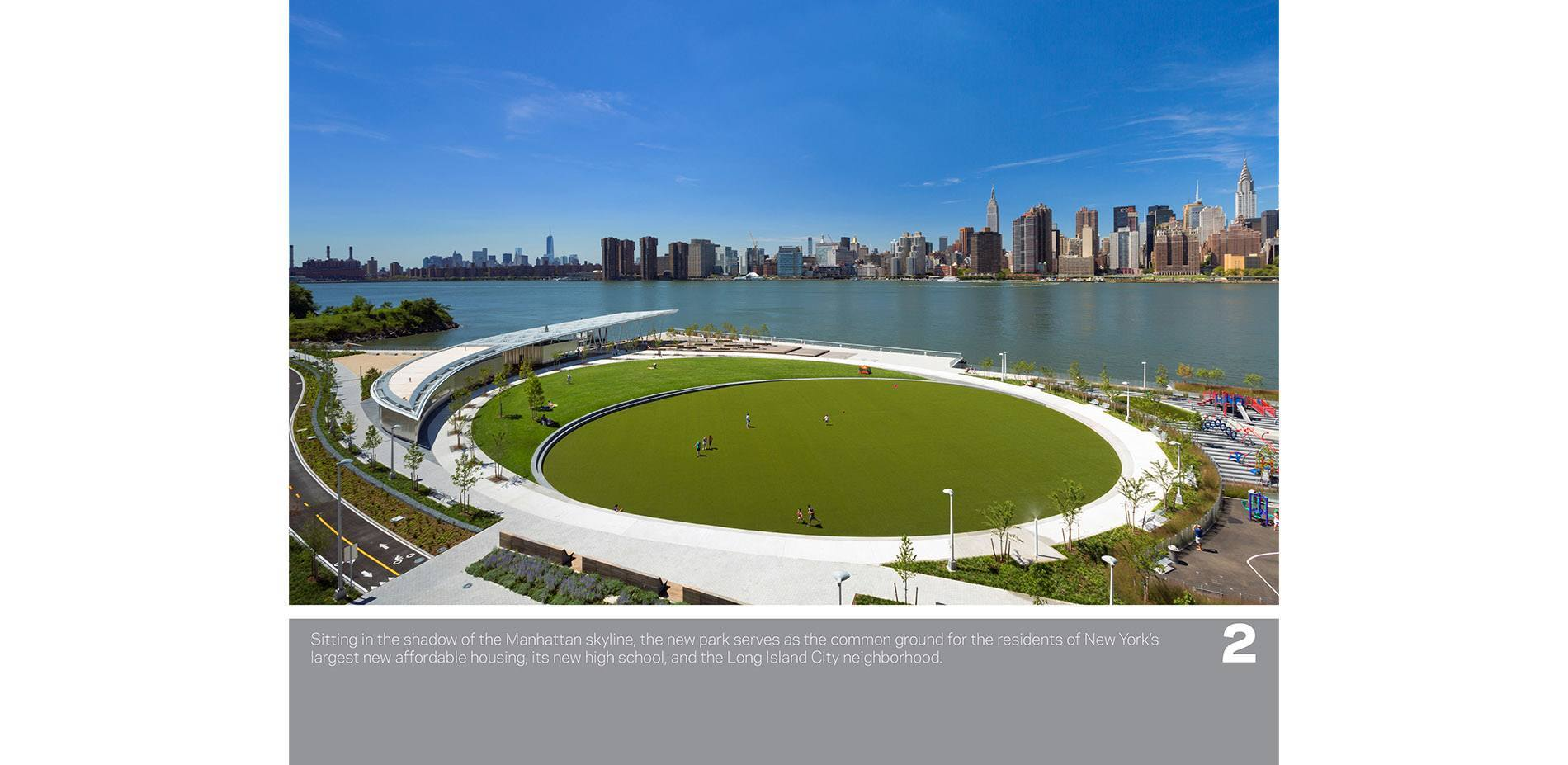 Hunter's Point South Waterfront Park