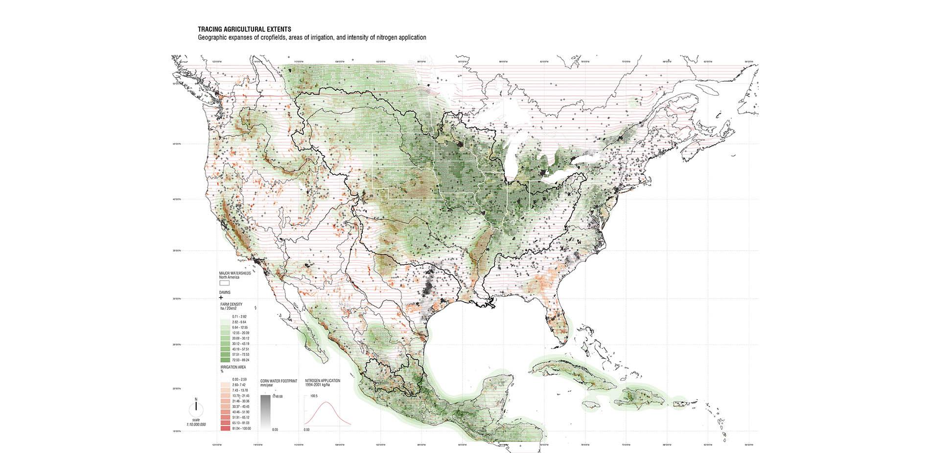 Productive Conservation Utilizing Landscape Ecology And