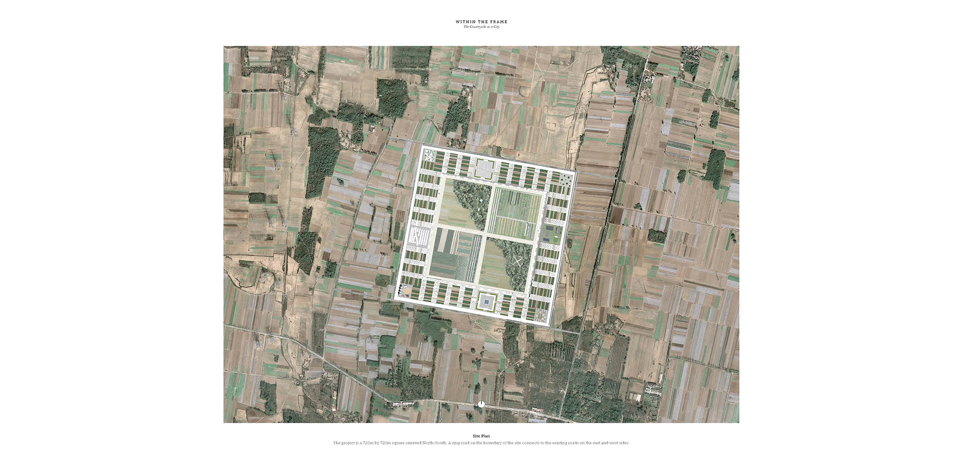 Within the Frame: The Countryside as a City   2015 ASLA Student Awards