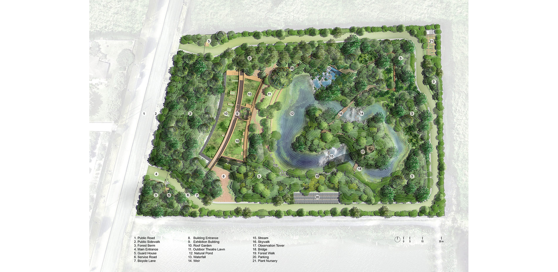 The Metro-Forest Project | 2016 ASLA Professional Awards