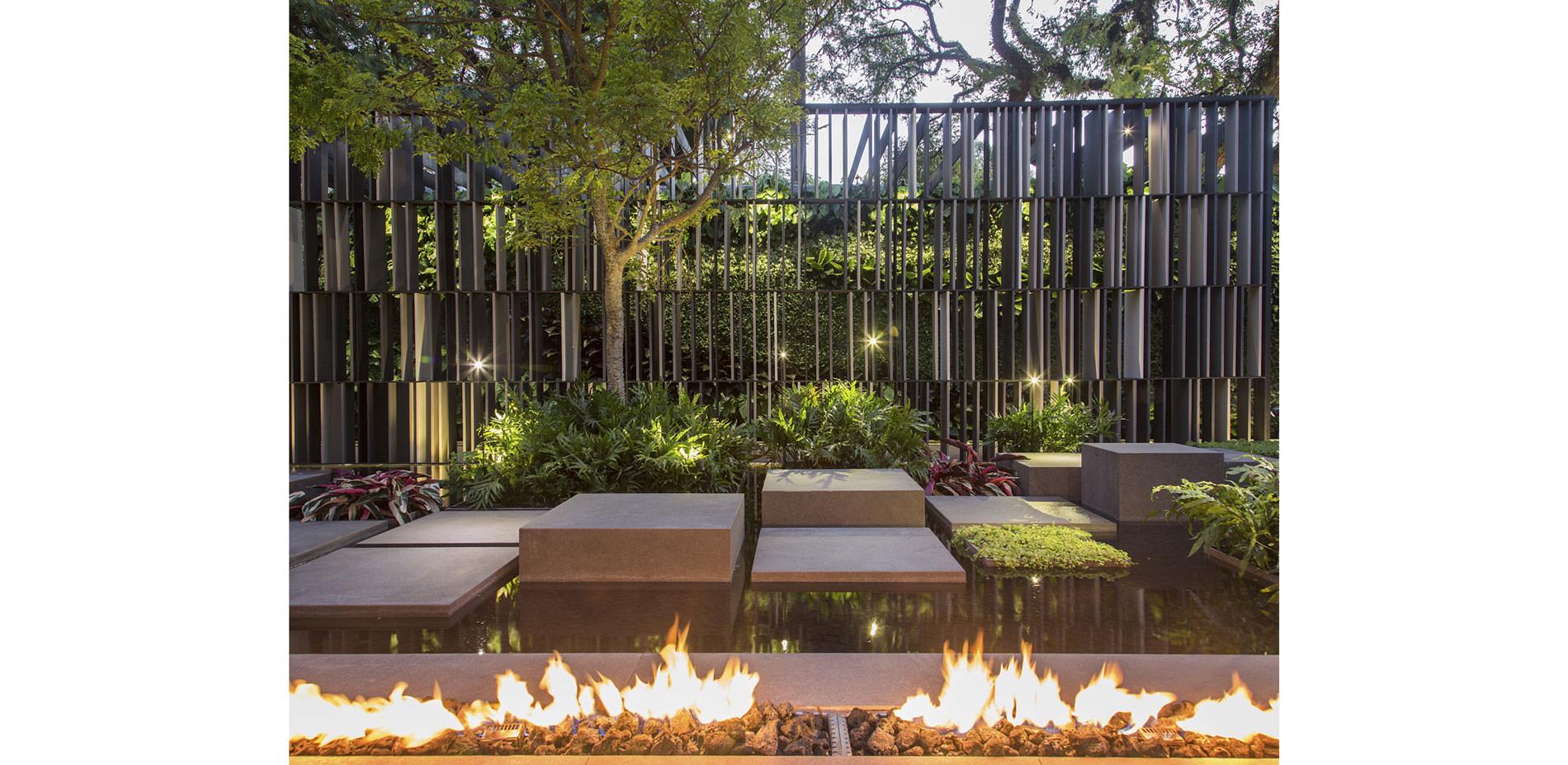 The Entrance Garden | 2017 ASLA Professional Awards