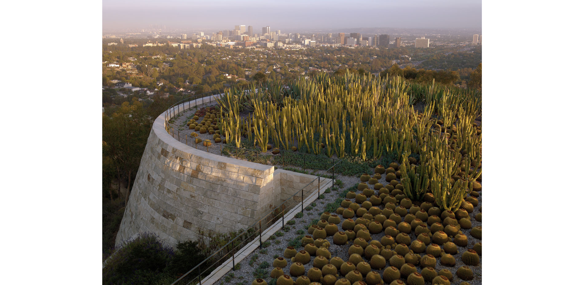 The J Paul Getty Center 2017 Asla Professional Awards