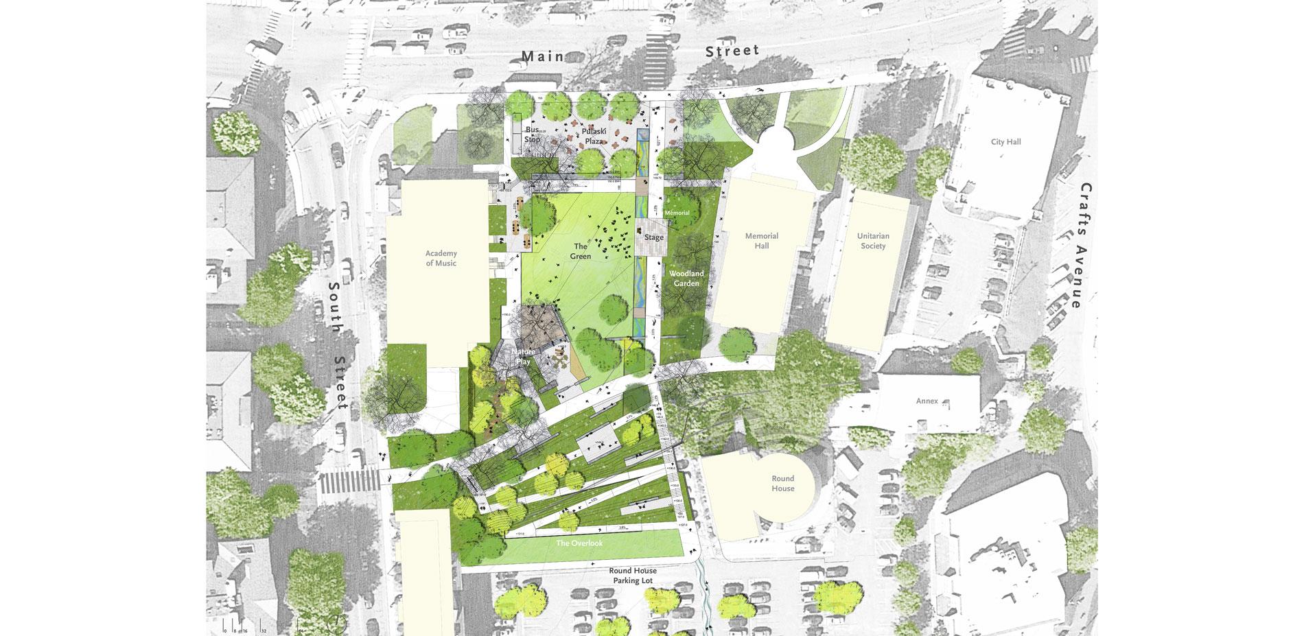 Re-Envisioning Pulaski Park