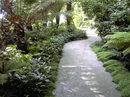 Asla 2006 professional awards Types of pathways in landscaping