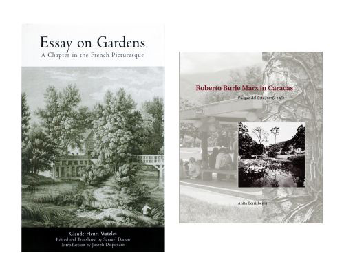 essay on gardens a chapter in the french picturesque