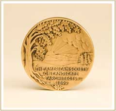 The ASLA Medal