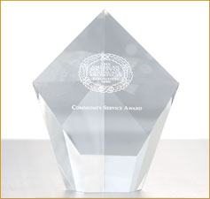The Community Service Award