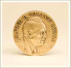 LAGASSE MEDALS