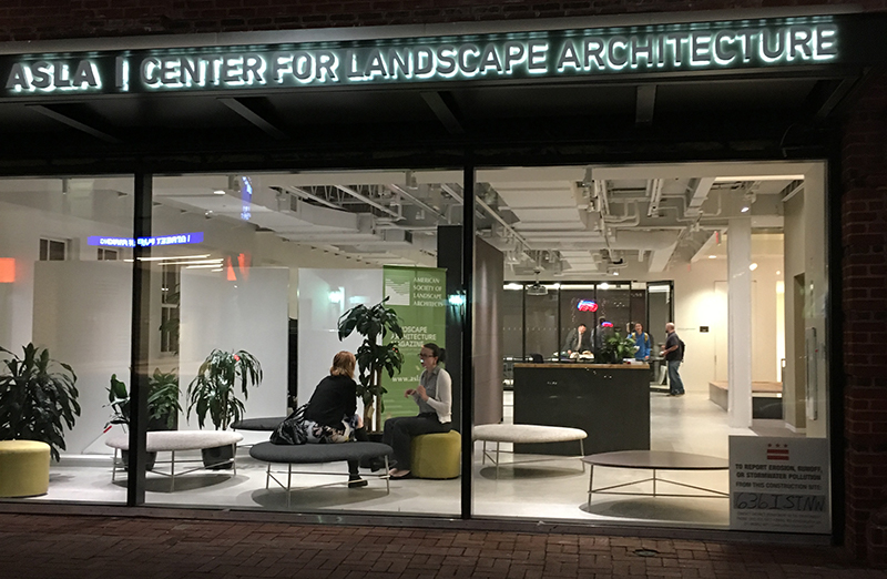 ASLA Center for Landscape Architecture