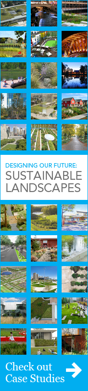 Sustainable Landscapes Case Studies