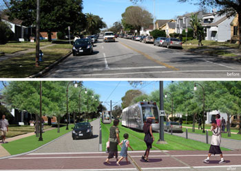 livable community before after