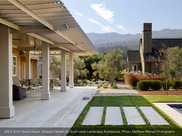 Redesigned Survey Reveals Latest Residential Landscape Design