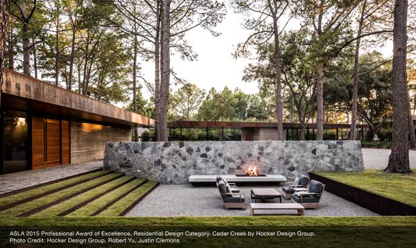 Survey Reveals Top Ten Design Trends for Residential Landscape Architecture