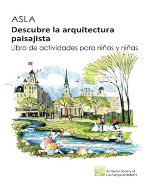 2018 ASLA Activity Book Kids Spanish Cover