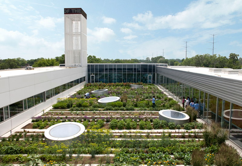Healthy and livable communities for Hoerr schaudt landscape architects