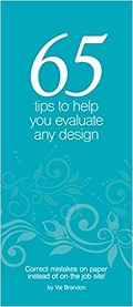 65 Tips to Help You Evaluate Any Design cover