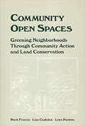 Community open spaces cover