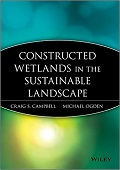 Constructed wetlands in the sustainable landscape cover