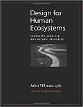 Design for human ecosystems cover