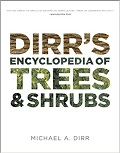 Dirr's encyclopedia of trees and shrubs cover