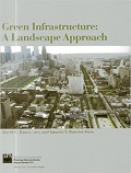 Green Infrastructure : a landscape approach cover